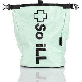 So iLL Tyvek Bolsa de Tiza Enrollable, seafoam
